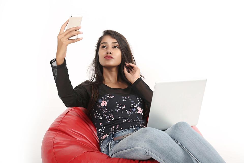 Selfie na pytli