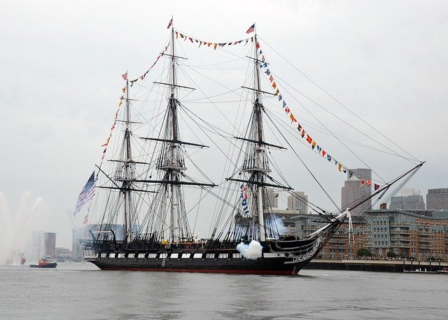 historická loď