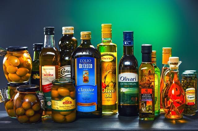 výrovky z oliv