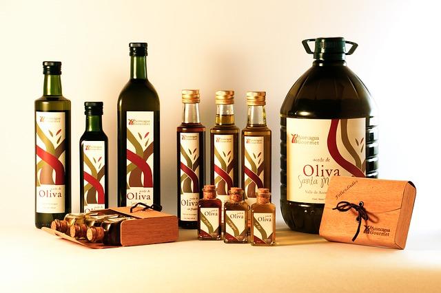 produkty z oliv
