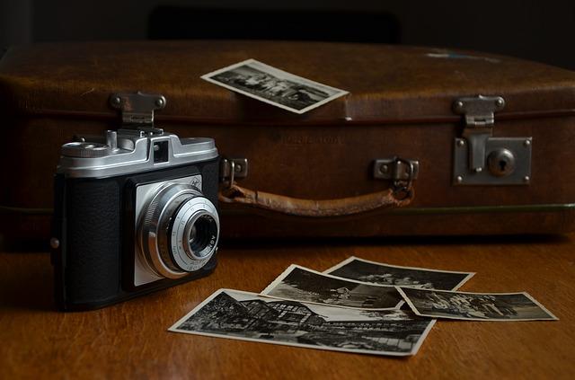 fotky u kufru