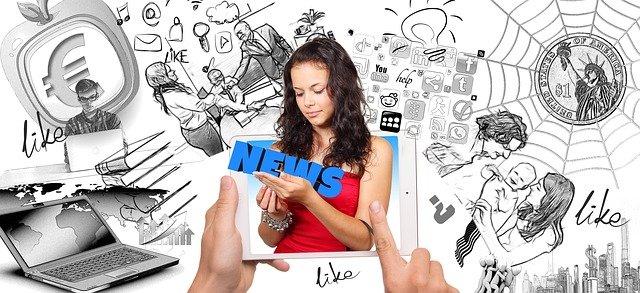 hledání novinek