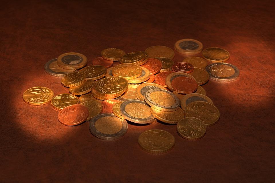 nasvícená eura